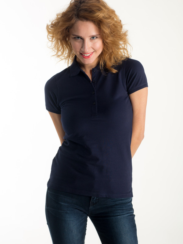 WOMEN POLO SHIRT EF110