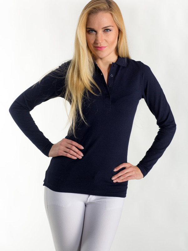 WOMEN POLO SHIRT EF210