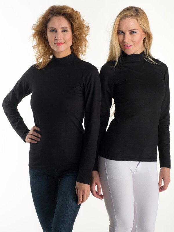 WOMEN Half Roll neck EF215