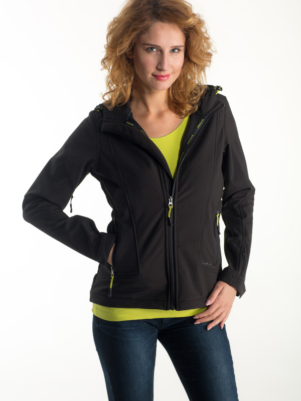 SOFT SHELL JACKET EF603