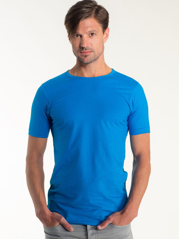 MEN FITTED T-SHIRT SHORT SLEEVE EM107