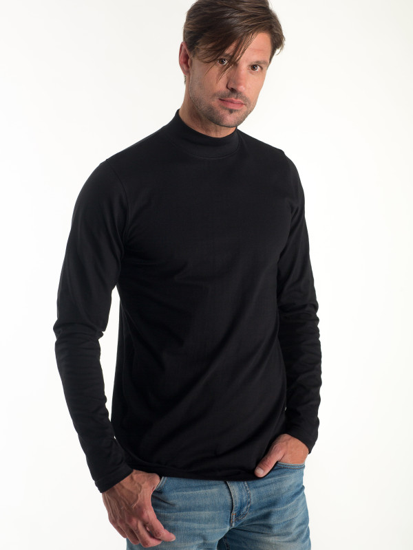 MEN Half Roll neck EM216