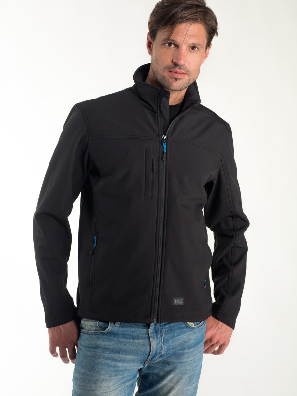 MEN SOFT SHELL JACKET EM601