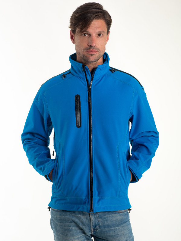 MEN SOFT SHELL JACKET EM602