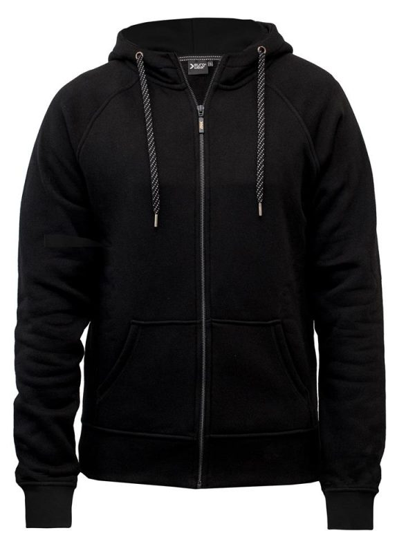 MEN'S FASHION HOODED SWEAT JACKET EM510